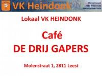Cafe De Drij Gapers
